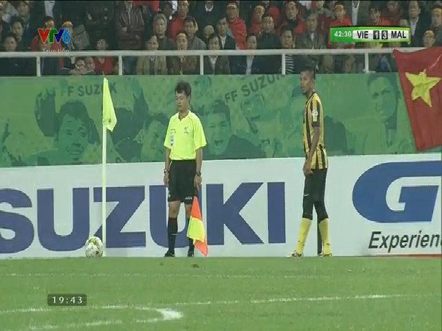 4-1 cho Malaysia