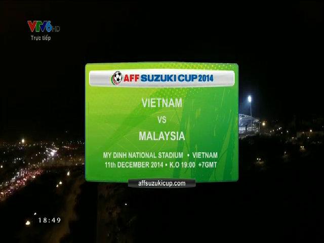 Việt Nam 2-4 Malaysia
