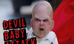 'Đứa bé quỷ' náo động New York