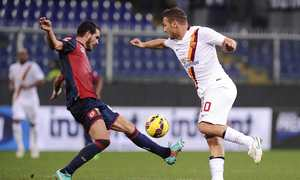 Genoa 0-1 AS Roma