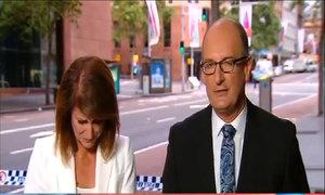 Dẫn chương trình nghẹn ngào vì nạn nhân vụ bắt cóc Sydney