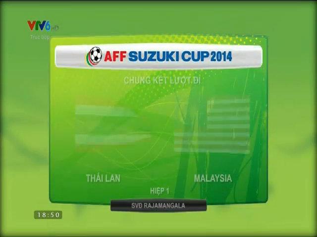 Thái Lan 2-0 Malaysia