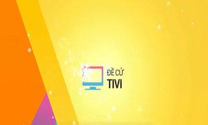 Các đề cử hạng mục TV - Tech Awards 2014
