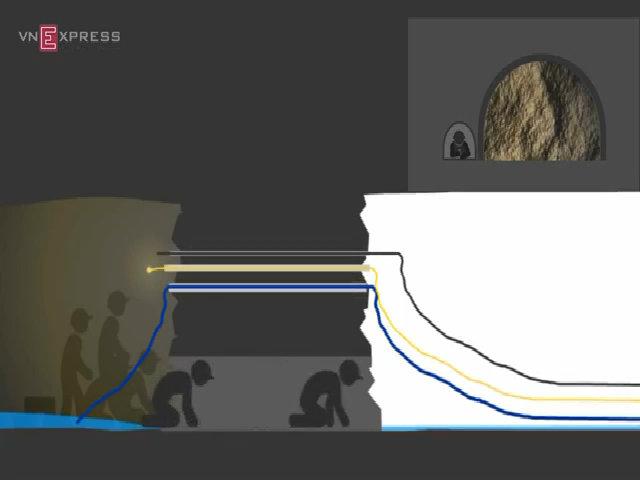 82 giờ kẹt trong hầm Đạ Dâng