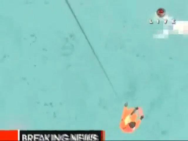 Phát hiện thi thể ở vùng tìm kiếm QZ8501