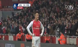 Arsenal 2-0 Hull City