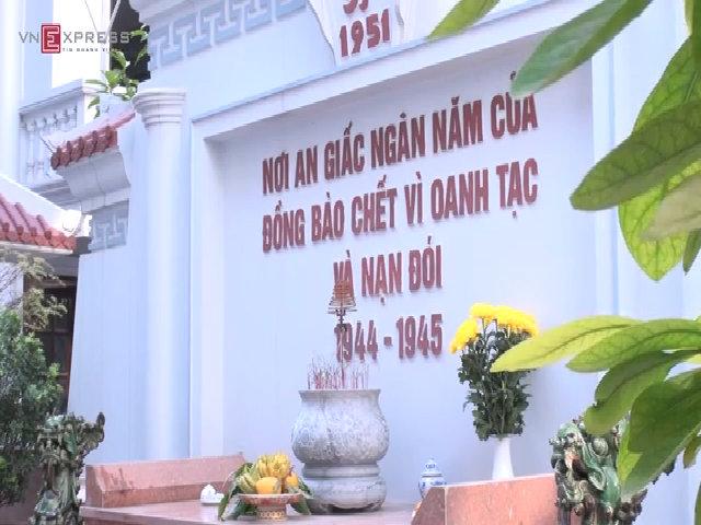 Mồ tập thể chôn người chết đói năm Ất Dậu tại Hà Nội