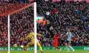 Liverpool 2-0 West Ham