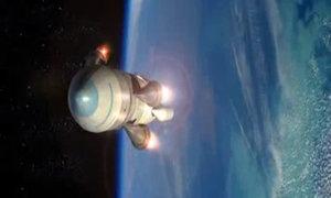 Phóng vệ tinh từ máy bay chiến đấu