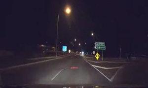 Ánh sáng lạ trên bầu trời New Zealand