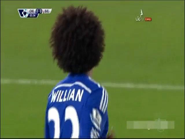 Chelsea 1-0 Everton