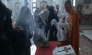 Lễ cầu nguyện cho con tin bị IS bắt cóc