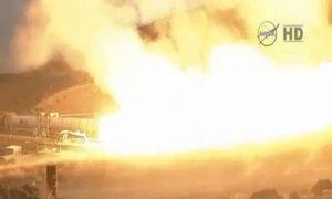 NASA thử nghiệm động cơ đẩy tên lửa mạnh nhất thế giới