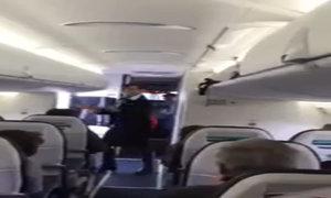 Nữ tiếp viên hàng không gây ấn tượng với màn nhảy vui nhộn