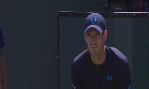 Andy Murray 2-0 Feliciano Lopez