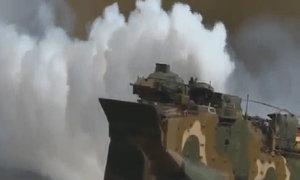 Mỹ - Hàn tập trận đổ bộ quy mô lớn