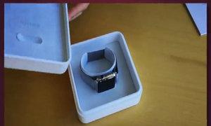 Video mở hộp đầu tiên Apple Watch