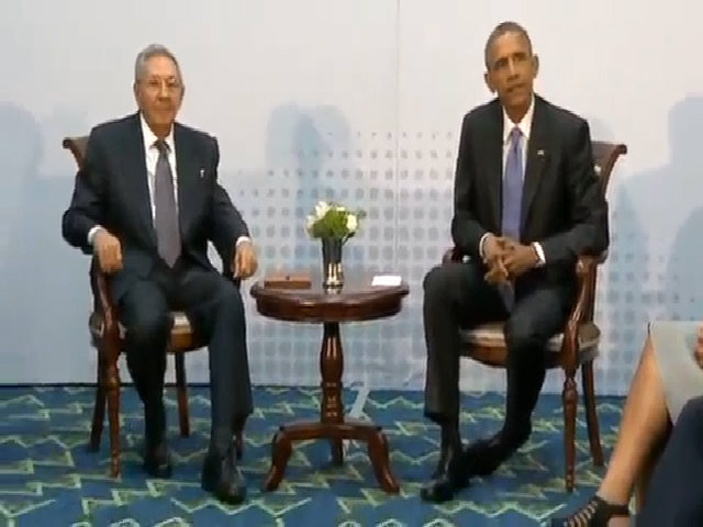 Cuộc hội đàm lịch sử Mỹ - Cuba
