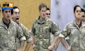 Hoàng tử Harry ấn tượng với điệu nhảy của thổ dân New Zealand