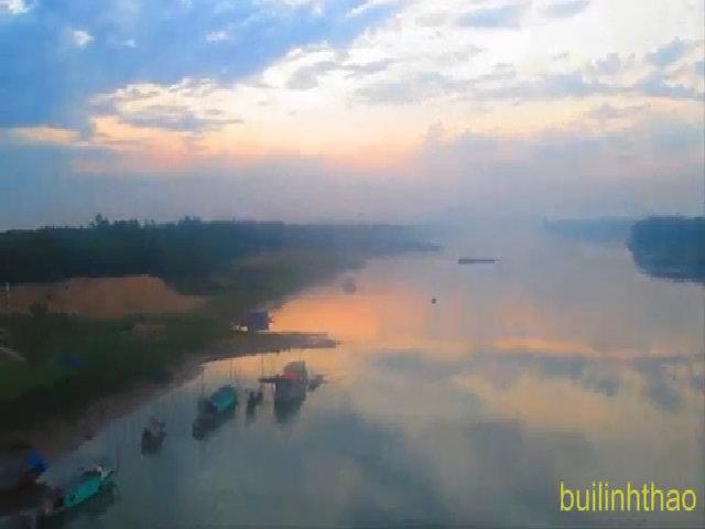 Dòng sông Chu thơ mộng
