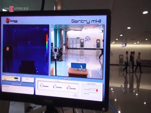 Sân bay Tân Sơn Nhất tăng cường kiểm dịch MERS (new)