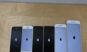 So sánh các đời iPhone chạy iOS 9