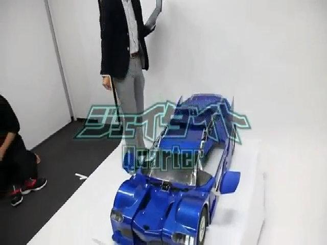 Nhật chế robot siêu biến hình