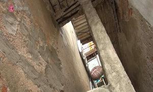 Gần 400 cư dân Hà Nội chưa thoát khỏi nhà sập vì kiện tụng