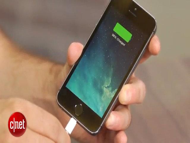 Khắc phục iPhone, iPad sạc pin chậm