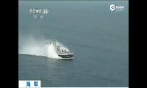 Trung Quốc tập trận đổ bộ quy mô lớn tại Biển Đông