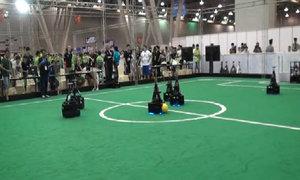 Cúp bóng đá vô địch thế giới dành cho robot