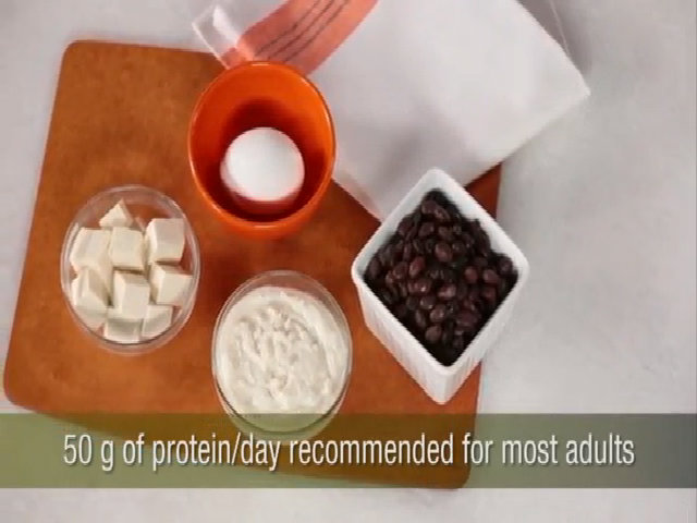Dinh dưỡng cho người ăn chay