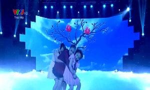 Liveshow ba của cuộc thi 'Bước nhảy Hoàn vũ nhí 2015'