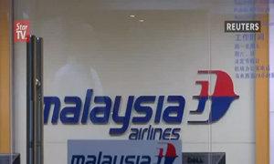 Thân nhân hành khách MH370 náo loạn văn phòng Malaysia Airlines
