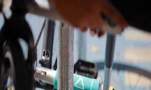 Xe đạp 'không thể ăn trộm' đầu tiên trên thế giới