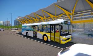 Tuyến buýt nhanh đầu tiên của TP HCM hoạt động như thế nào