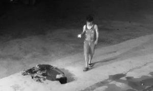 2 tên cướp chém gục tài xế ngủ trong xe tải  bên Quốc lộ 1