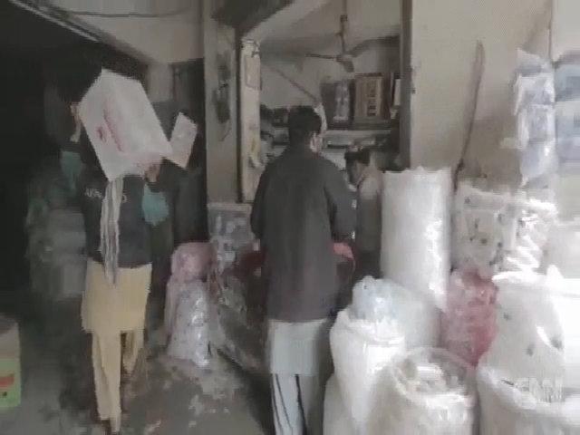 Làm thuốc giả tại Pakistan