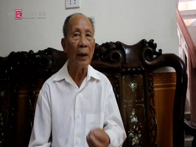 Thiếu tướng Bùi Đức Tùng nói về cuộc diễu binh