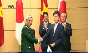 Lễ ký kết hợp tác Việt Nam - Nhật Bản
