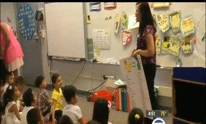 Trẻ em quận Cam được học tiếng Việt
