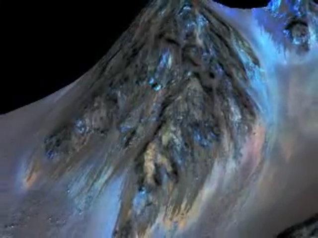 Phát hiện nước mặn trên sao Hỏa có ý nghĩa gì