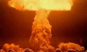 Sức công phá của các vụ thử hạt nhân Mỹ tại Nevada