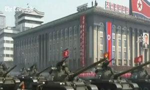 Triều Tiên khoe sức mạnh trong các cuộc duyệt binh