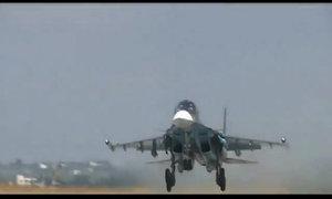 Nga khoe khả năng biến hóa của Su-30 tại Syria