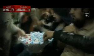 IS phát kẹo sau tuyên bố bắn hạ máy bay Nga
