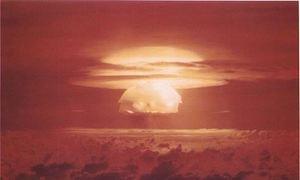 Quả bom nguyên tử lớn nhất từng phát nổ trong lịch sử