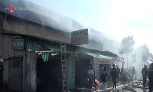 Cô gái tâm thần thiệt mạng trong vụ cháy 11 cửa hàng