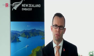 Đại sứ New Zealand nói về 40 năm quan hệ ngoại giao hai nước