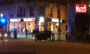 Giây phút cảnh sát đấu súng với kẻ khủng bố Paris